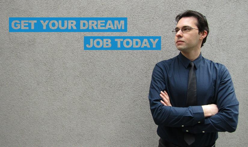 Намерете мечтаната работа