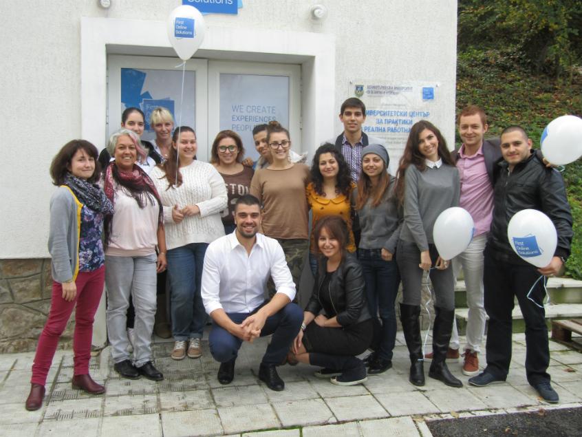 First Online Solutions - Велико Търново